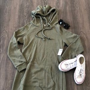 🤩 Sweater Hoodie dress